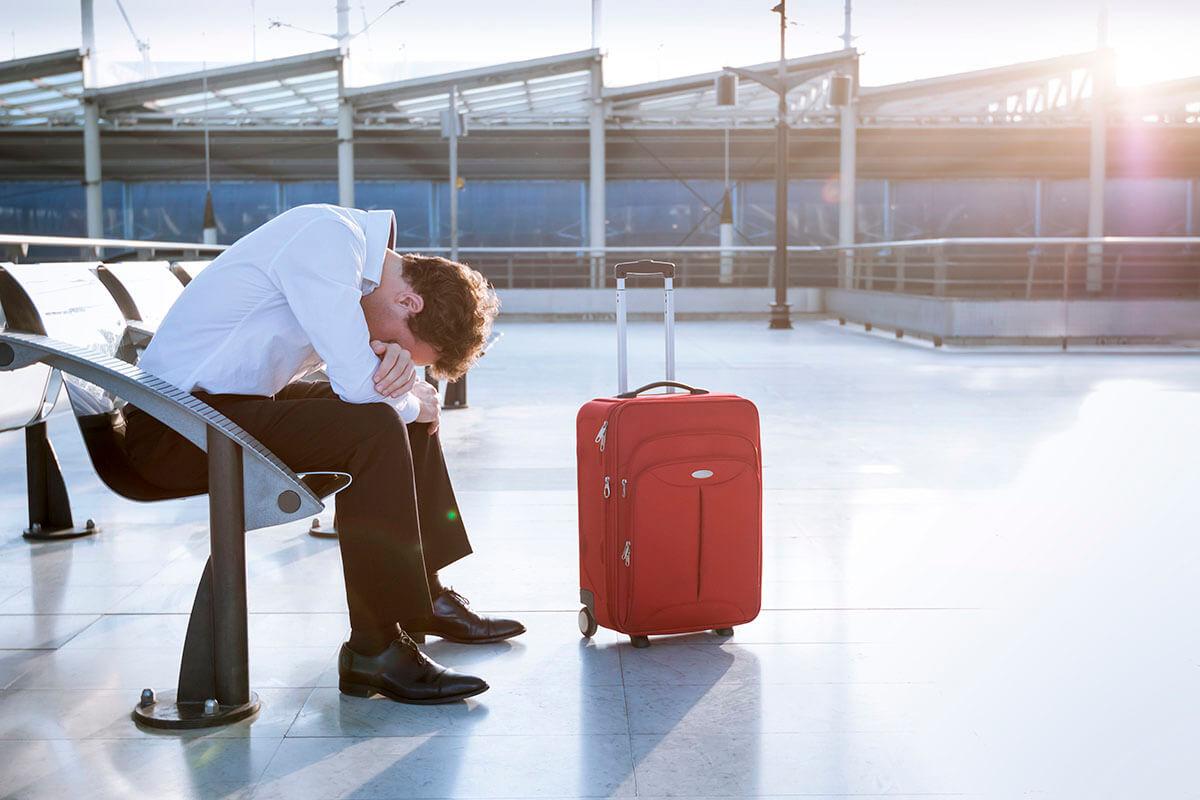 旅の起点、空港情報は事前にチェック!