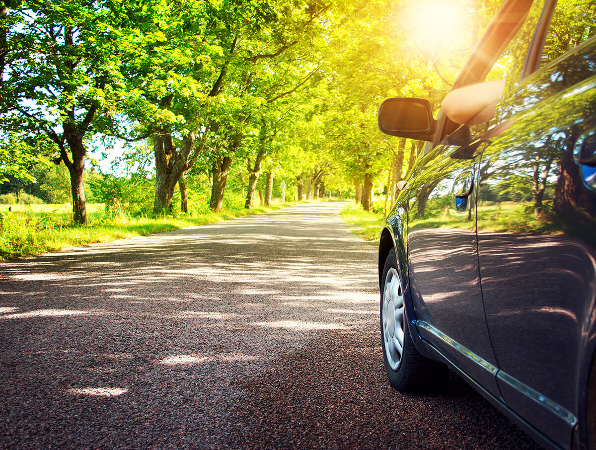 国際運転免許証を取得して、海外でドライブ満喫