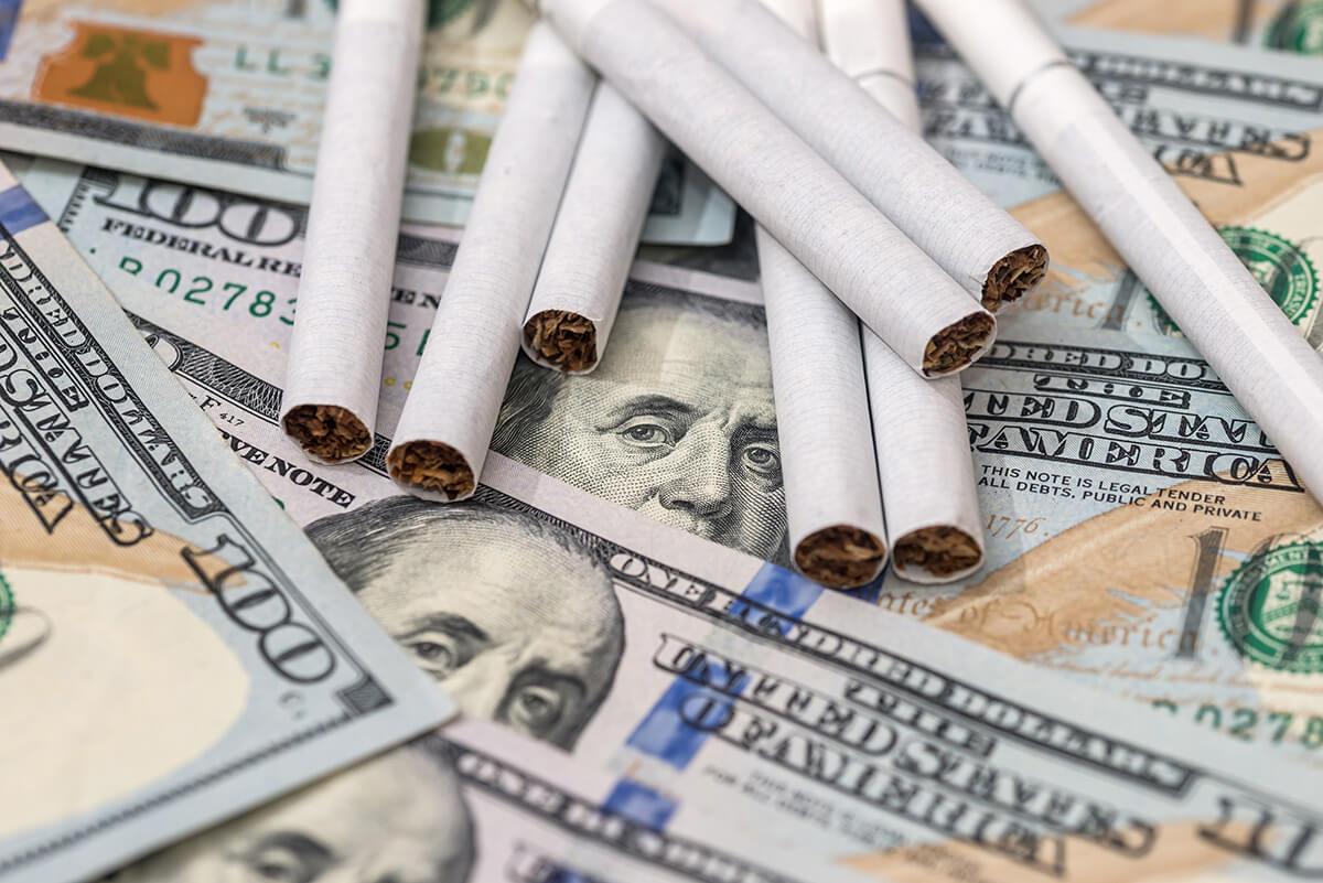 免税店でタバコを買う時の注意点