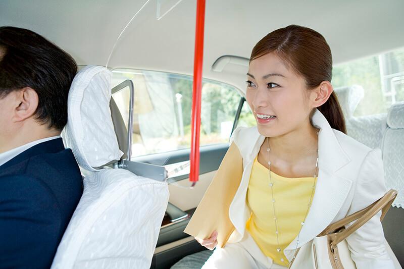 空港からのタクシー利用は、定額タクシーを利用しよう