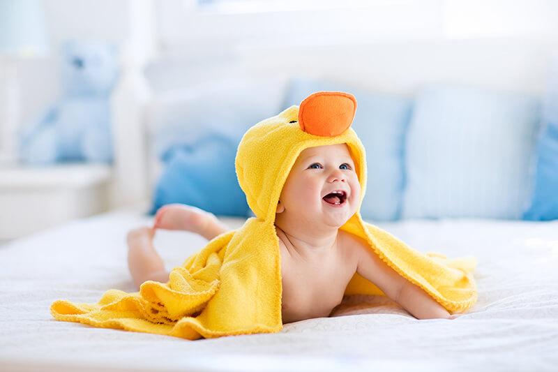 赤ちゃんのためのパスポート申請方法