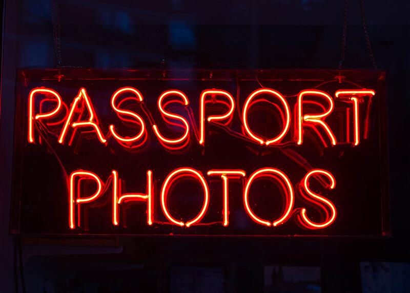 パスポート用写真の撮影は規格をしっかり確認しよう