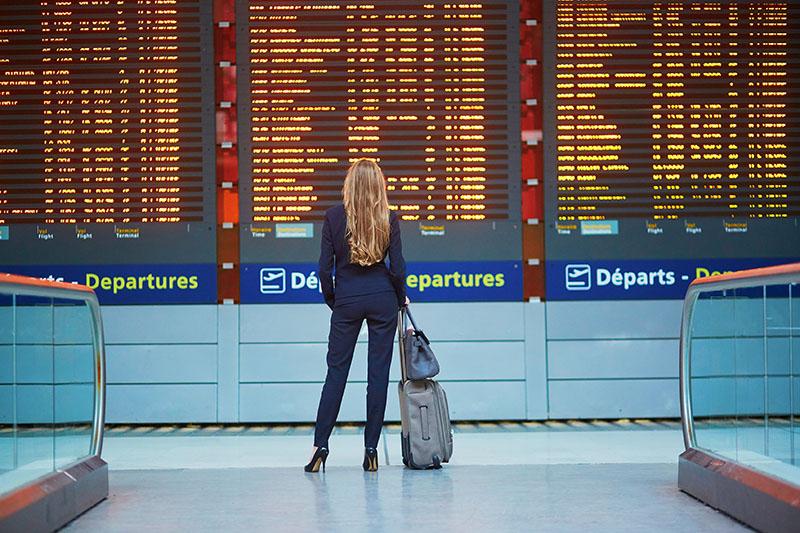 海外旅行の国際線乗り継ぎ!乗り換えの空港で注意すべきポイント
