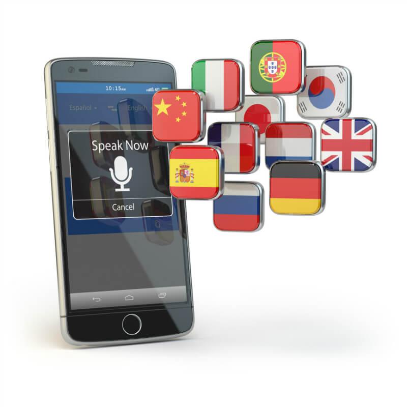 海外旅行であると便利な翻訳アプリ