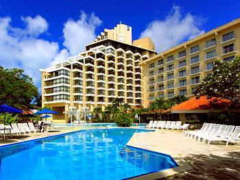 グランヴィリオリゾートサイパン(旧ハファダイビーチホテル)